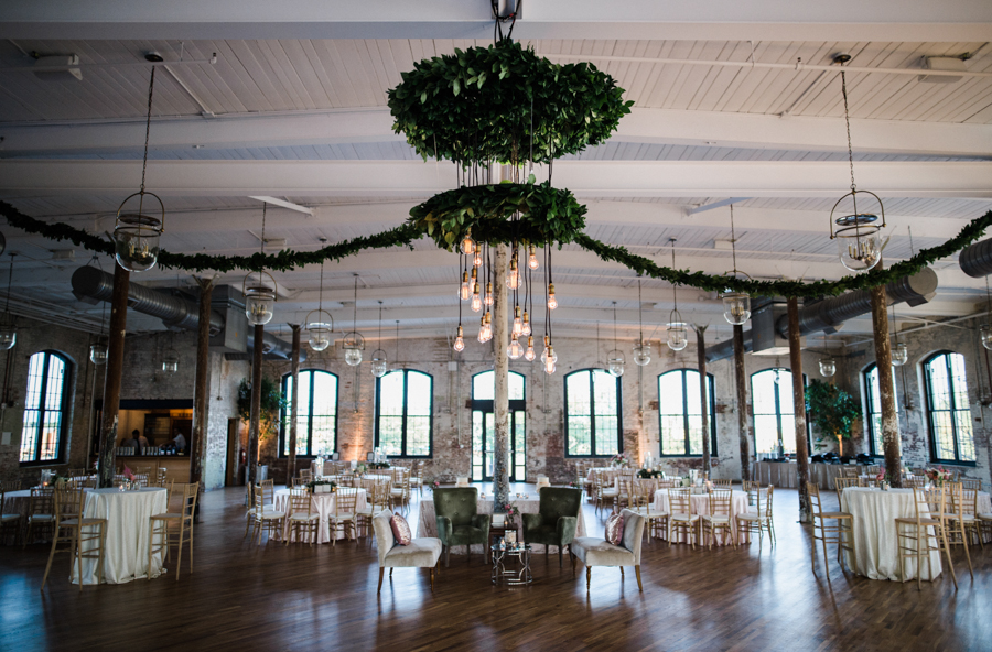 Trestle theatre wedding